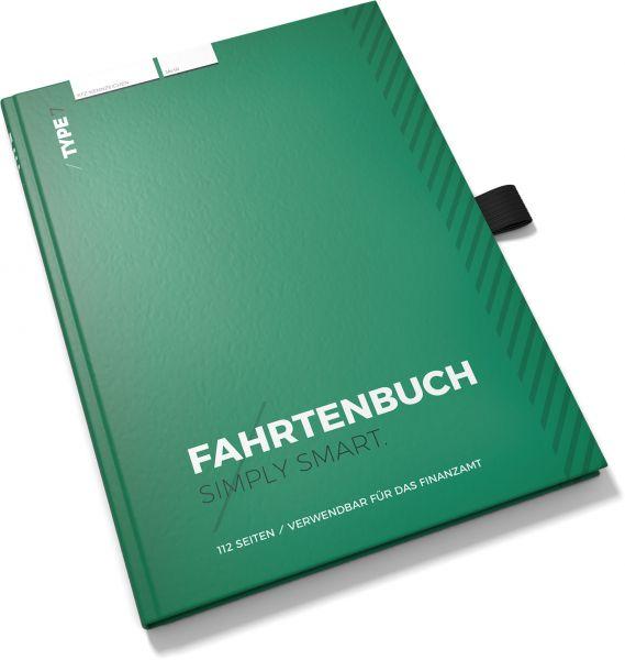 Fahrtenbuch Hardcover DIN A5