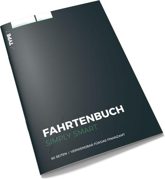 Fahrtenbuch Premium DIN A5