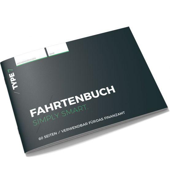 Fahrtenbuch Premium DIN A6